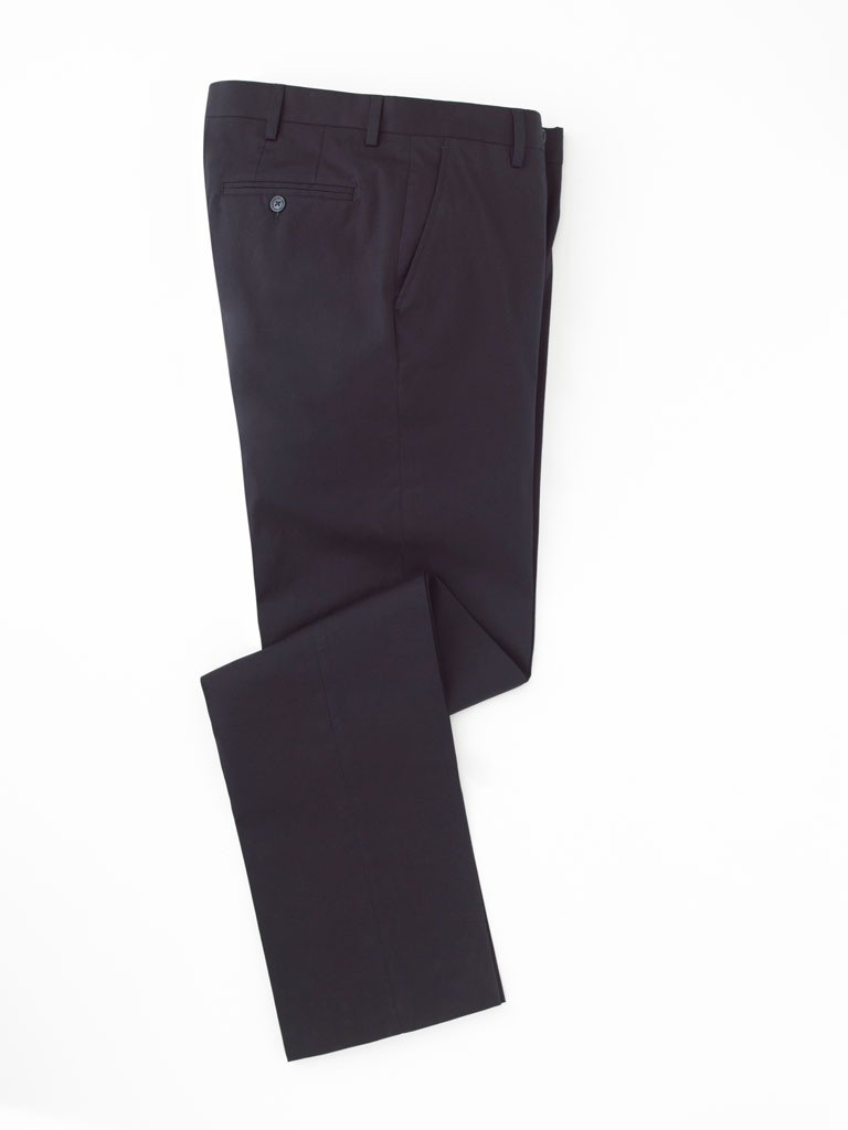 Modern Fit Causal Trousers by Tom James