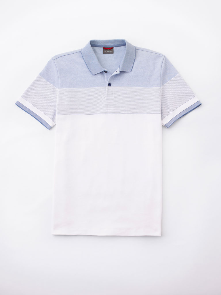 Knit Polo by Victorinox