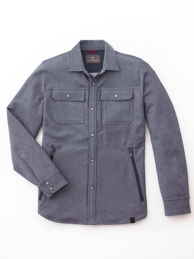 Shirt Jacket by Victorinox