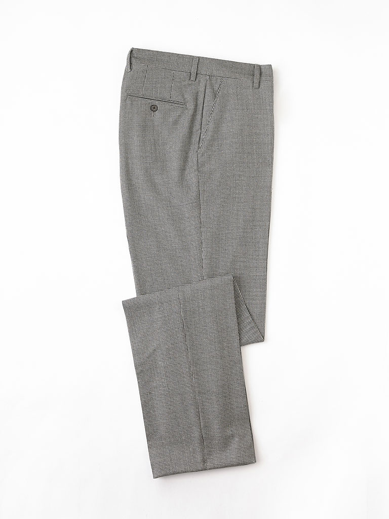 Houndstooth Pant by Tom James