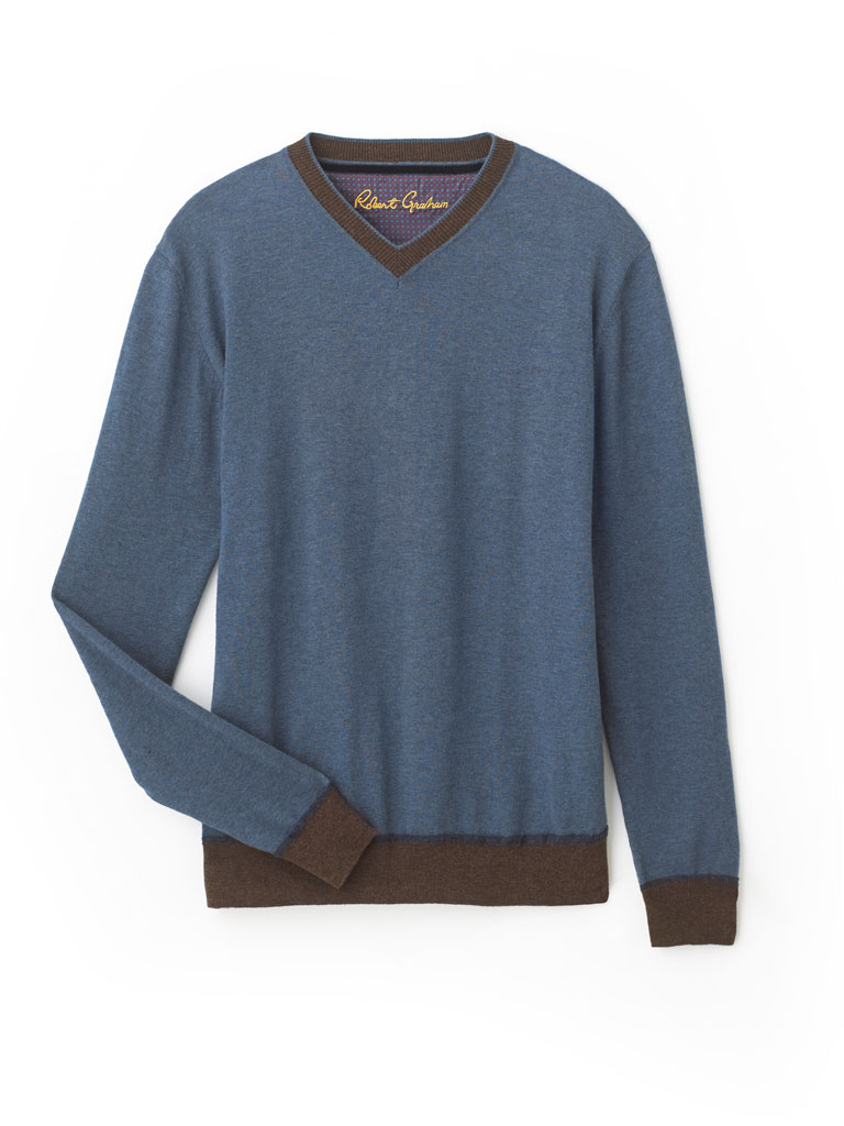 Sweater by Robert Graham
