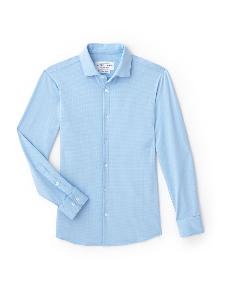 SPORT SHIRT BY MIZZEN & MAIN