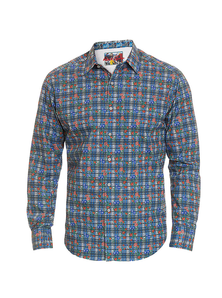 RG LS Fancy Sportshirt