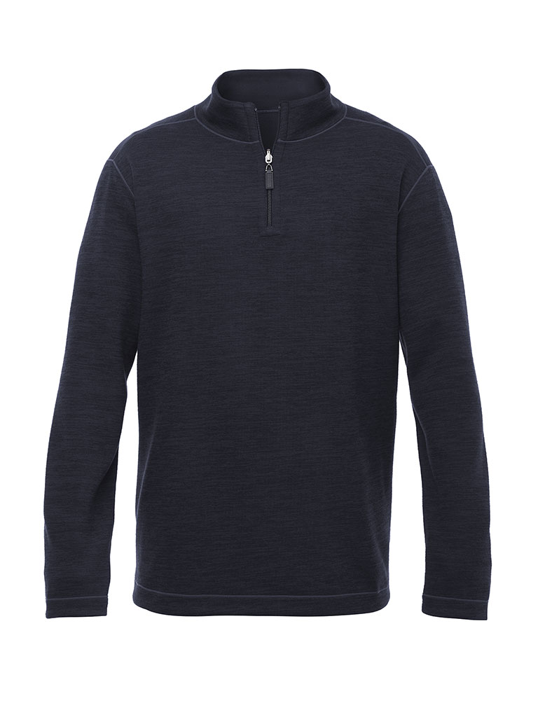 LS REVERSIBLE QUARTER ZIP