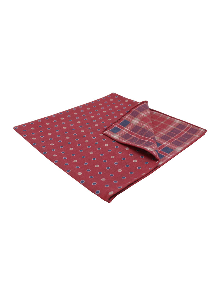 Square-Red Neat/Plaid