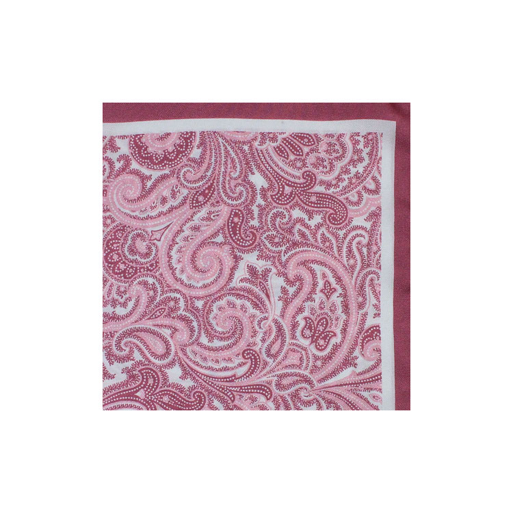 Print Paisley PS 100%Silk