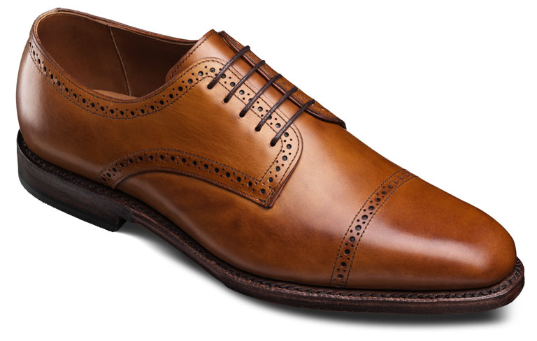 Yorktown Walnut Burnished Calf