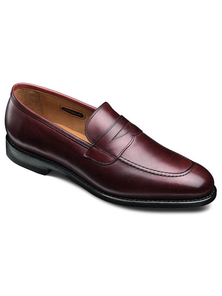 LAKE FOREST Oxblood Calf