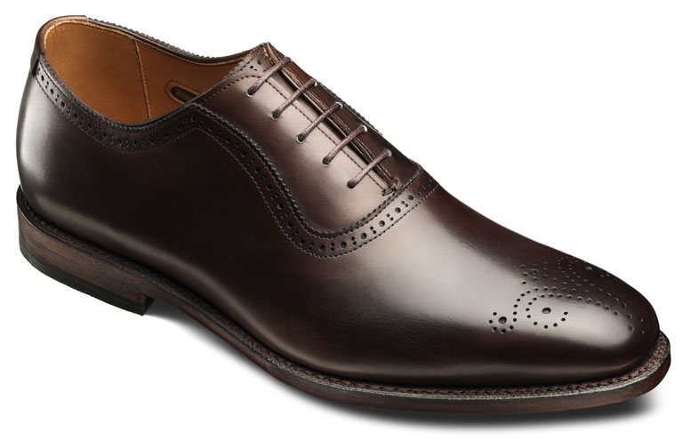 Corwallis Brown Burnished Calf