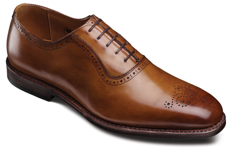 Corwallis Walnut Burnished Calf