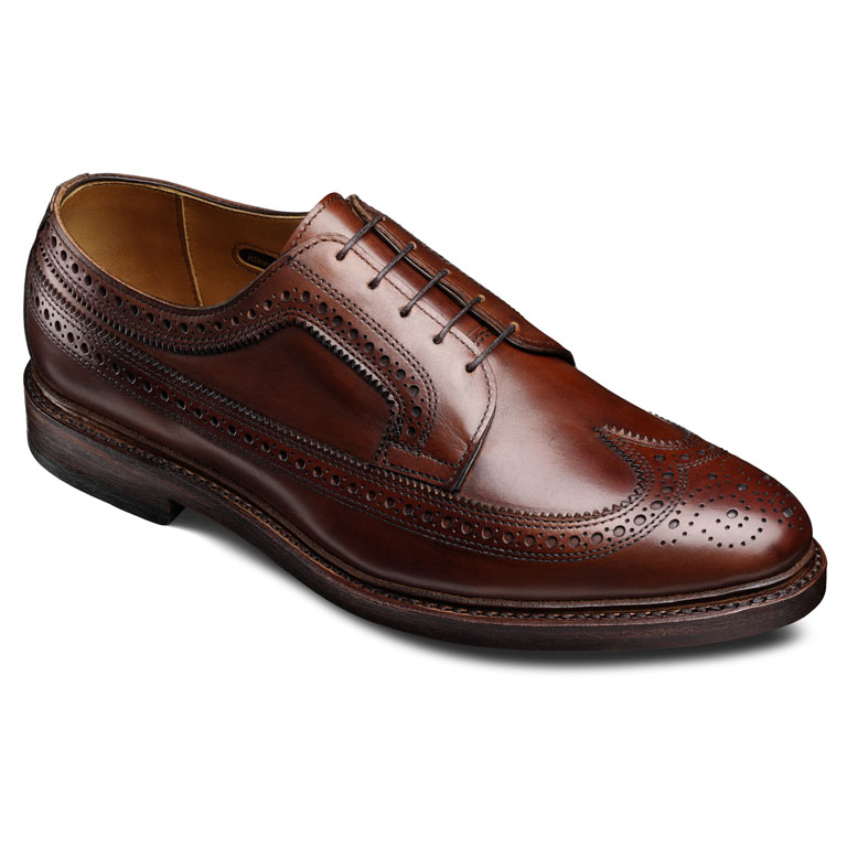 Macneil 2.0 Dark Chili Burnished Calf