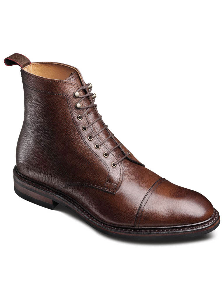 First Ave Brown Country Grain Calf
