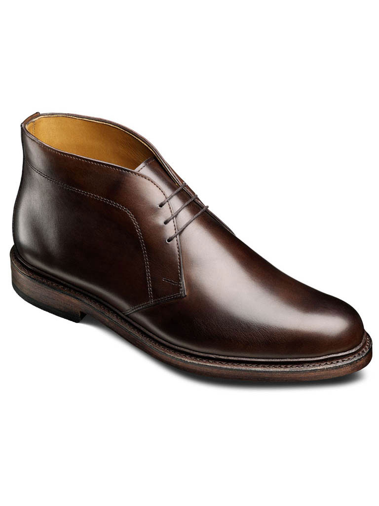 Dundee 2.0 Brown Burnished Calf
