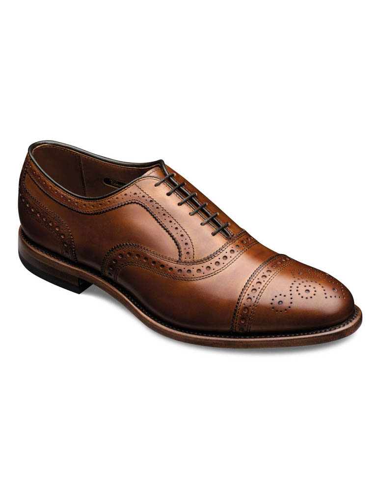 Strand Walnut Burnished Calf