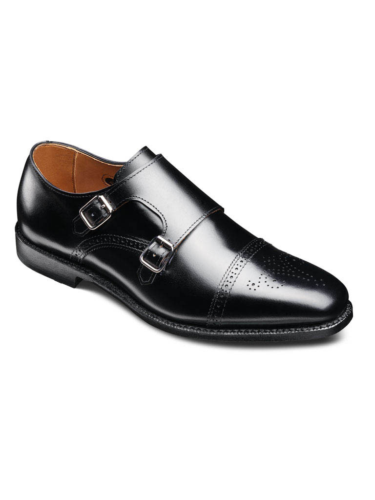 St. John's Black Custom Calf