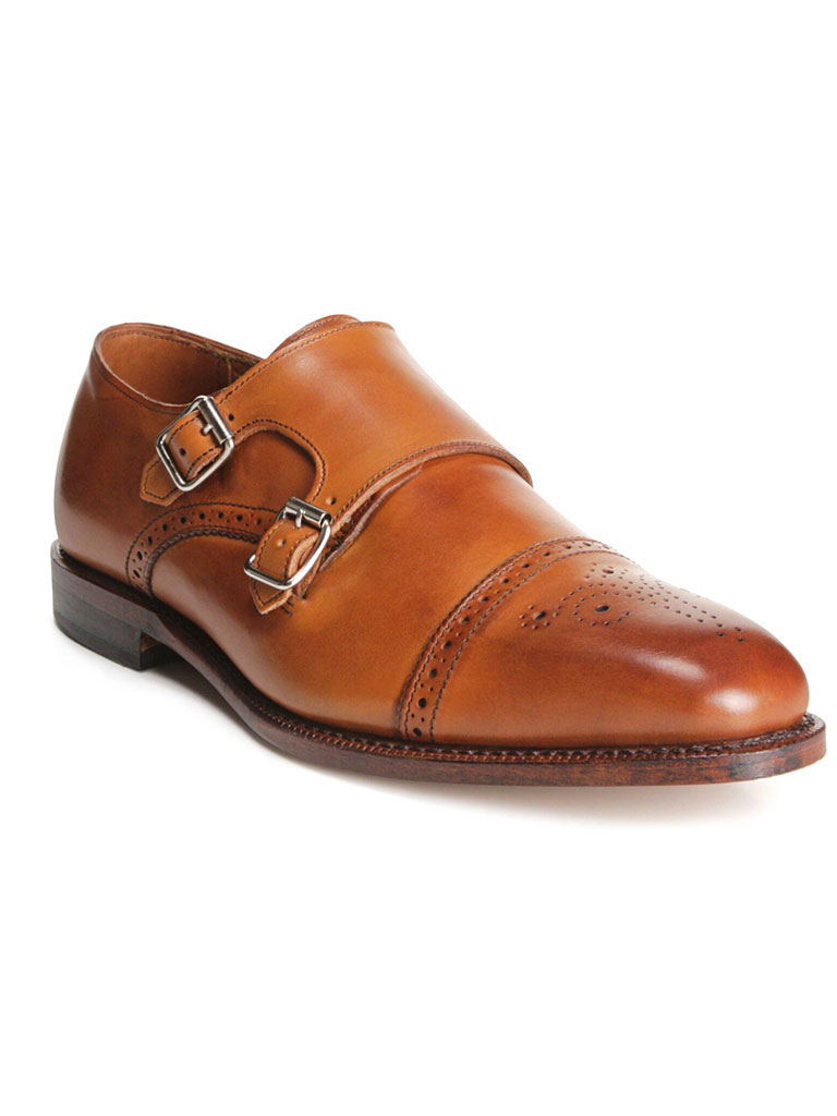 St. John's Walnut Burnished Calf