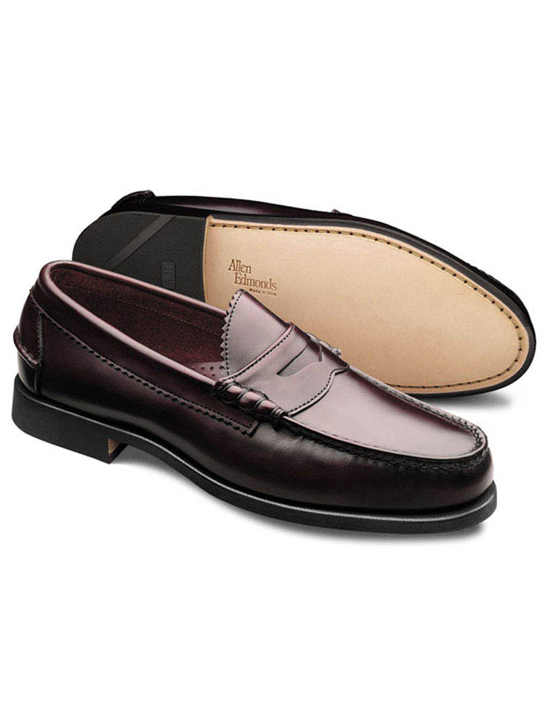 Kenwood Burgundy Leather