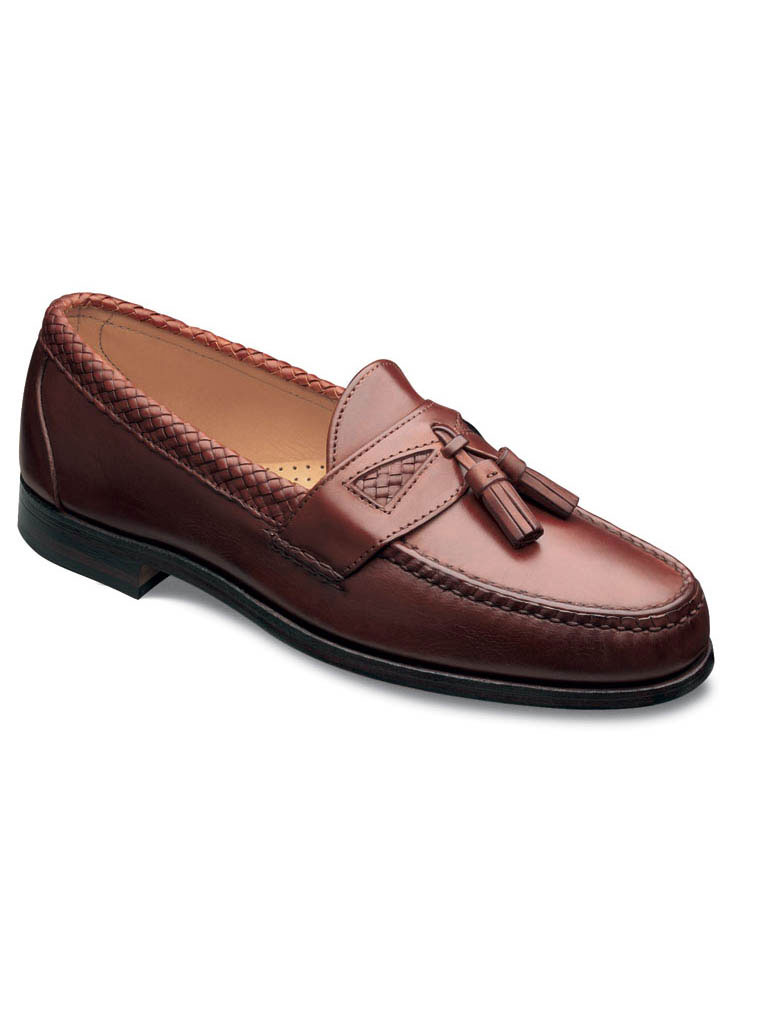 Maxfield Chili Burnished Calf