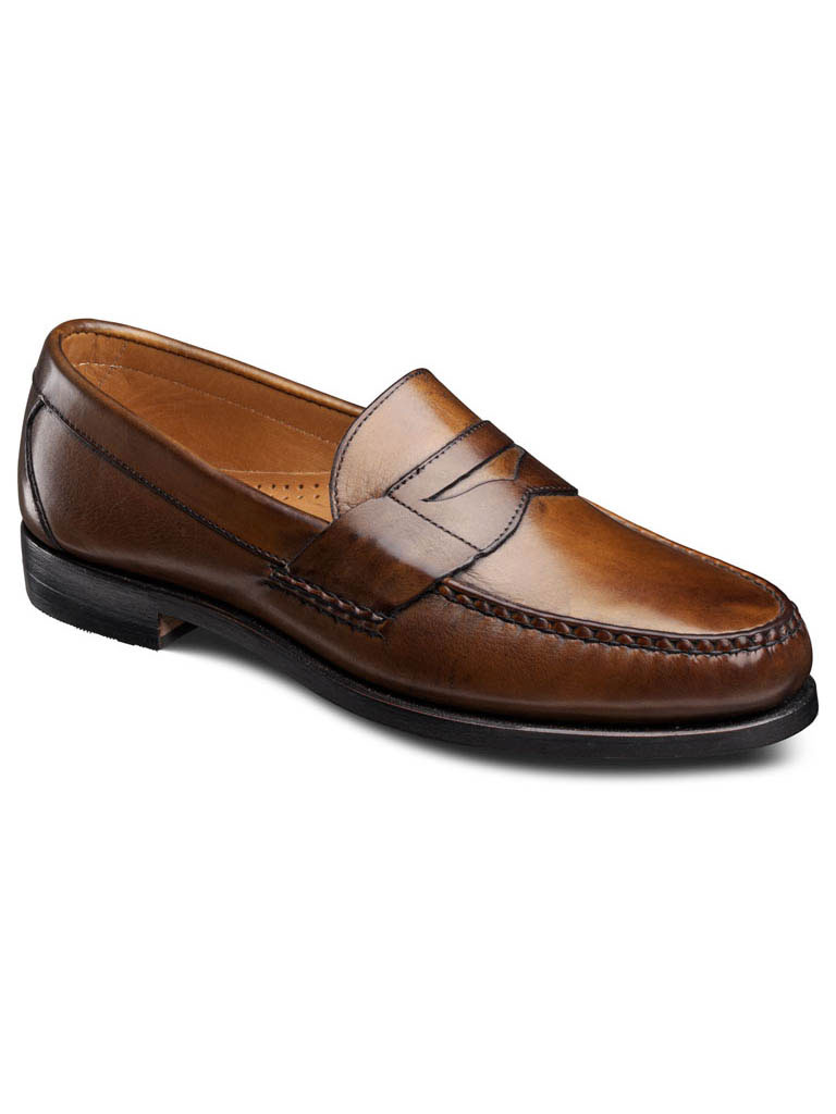 Cavanaugh Brown Burnished Calf