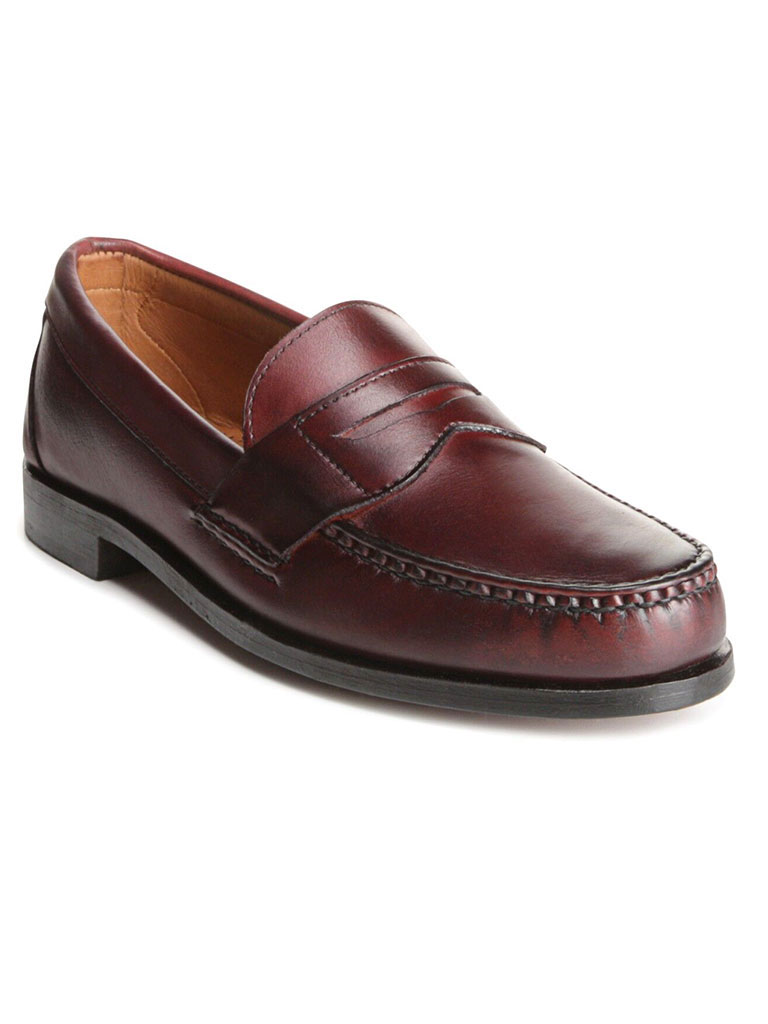 Cavanaugh Oxblood Calf