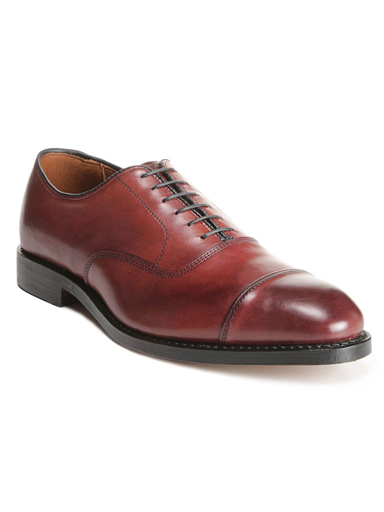 Park Ave Oxblood Calf