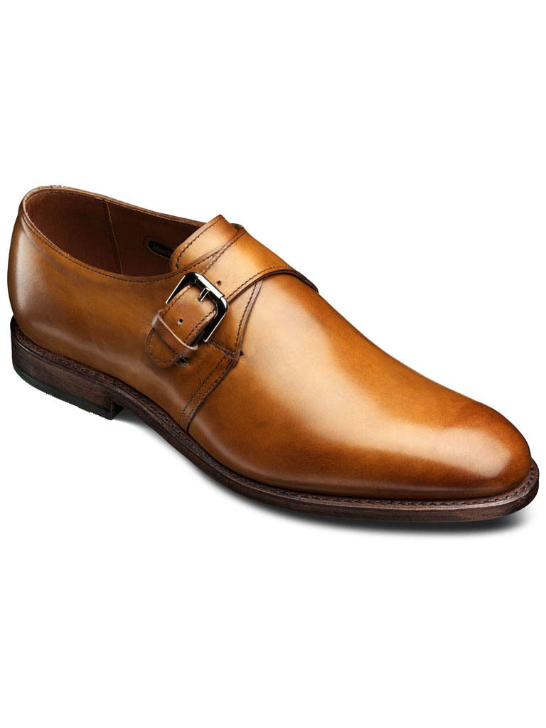 Warwick Walnut Burnished Calf