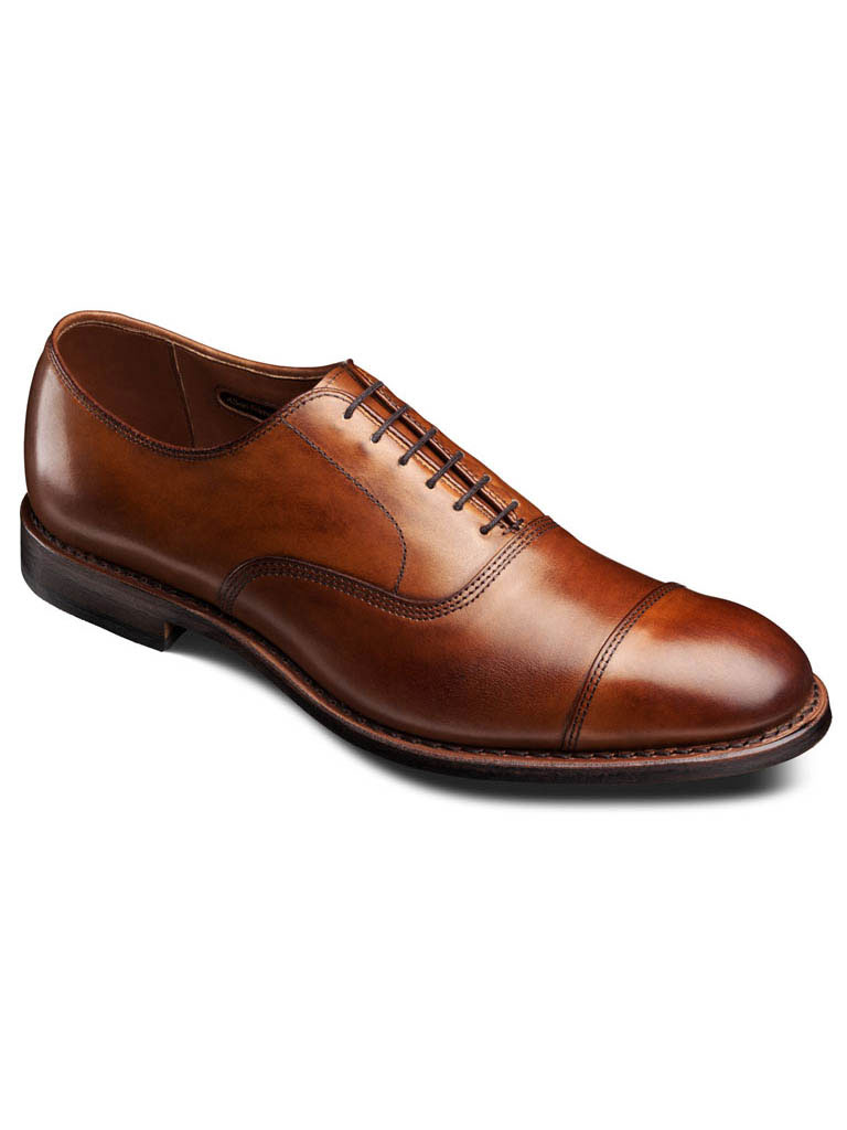 Park Ave Walnut Burnished Calf