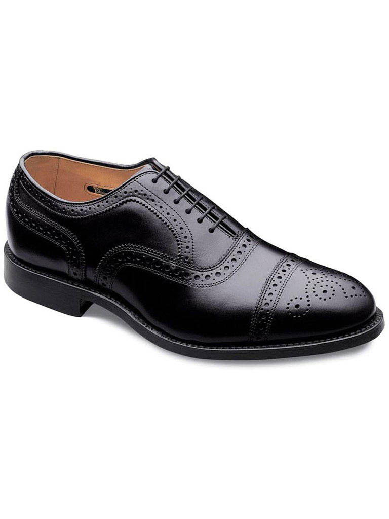 Strand Black Custom Calf
