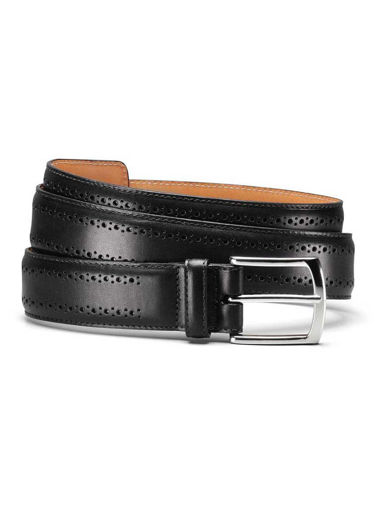 MANISTEE BELT BY ALLEN EDMONDS