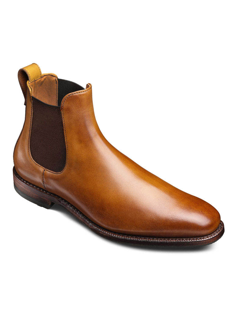 Liverpool Walknut Burnished Calf