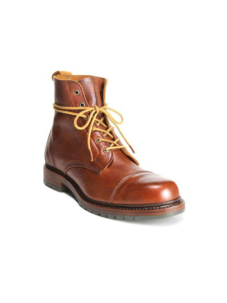 Normandy Boots By Allen Edmonds Tannormandy Boots By