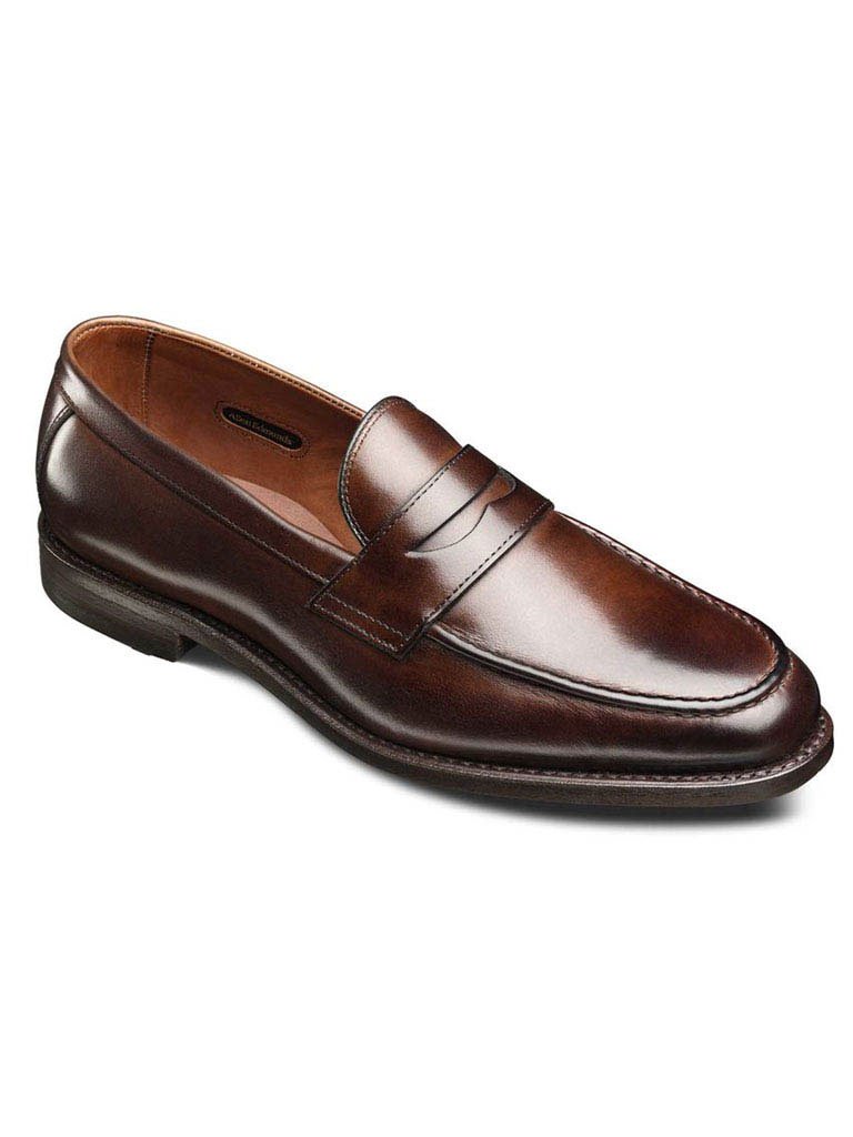 MCGRAW Brown Burnished Calf