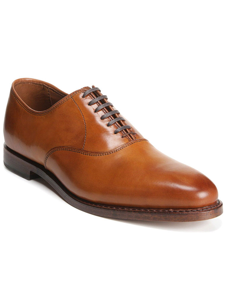 Carlyle Walnut Burnished Calf