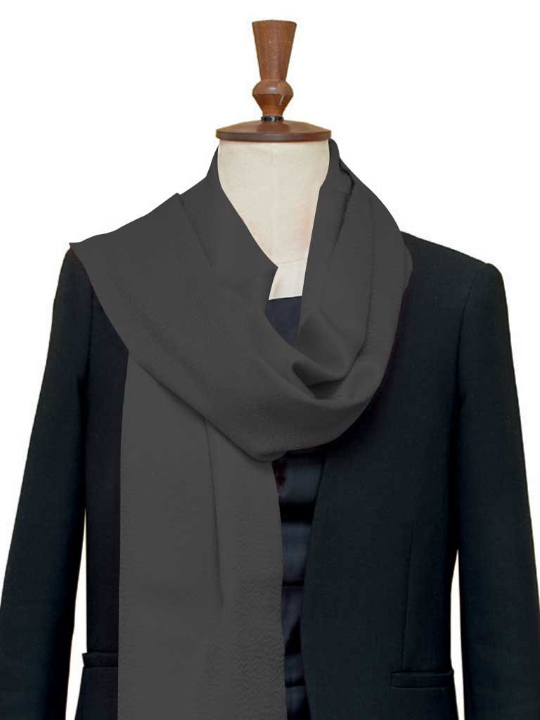 Luxury Pure Cashmere Scarf - Large