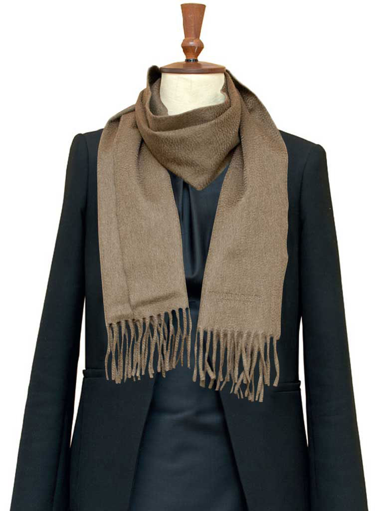 Luxury Pure Cashmere Scarf- Regular