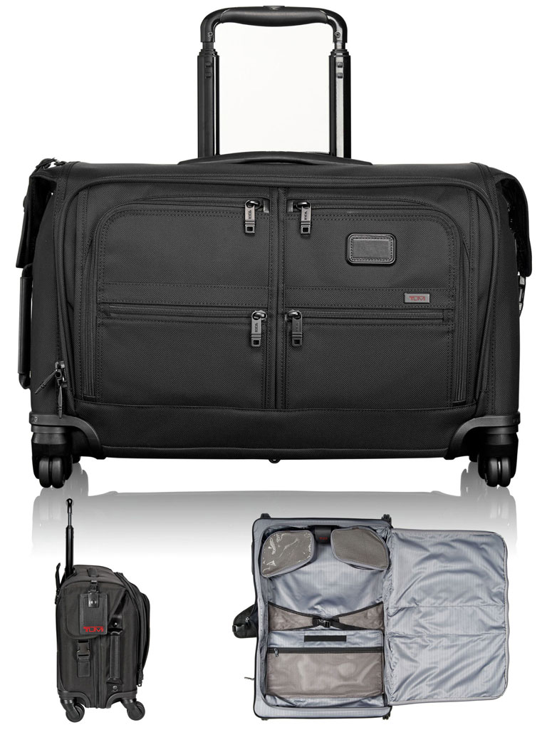TUMI Carry-On 4 Wheeled Garment
