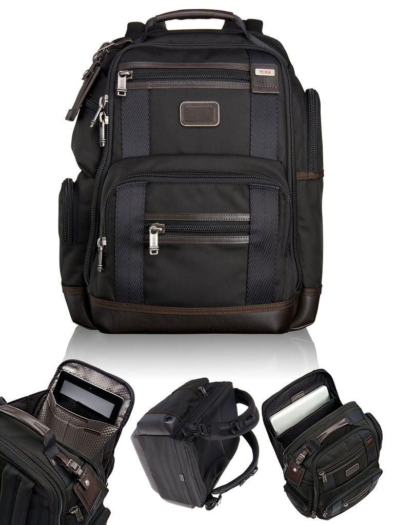 TUMI Deluxe Brief Pack