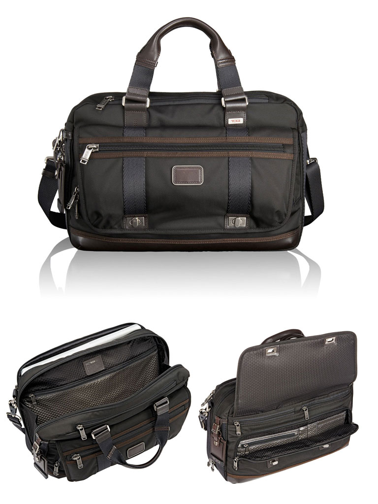 TUMI Pinckney Flap Brief