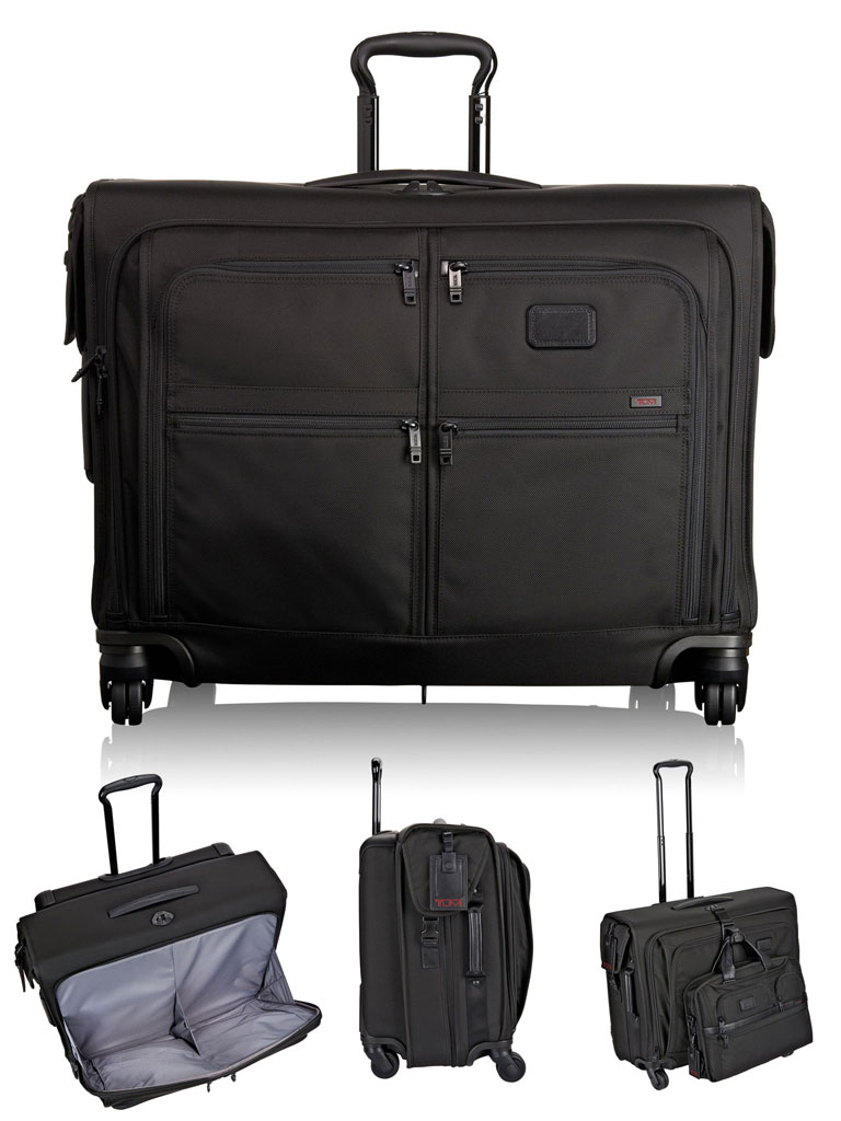 TUMI 4 Wheeled Medium Trip Garment Bag
