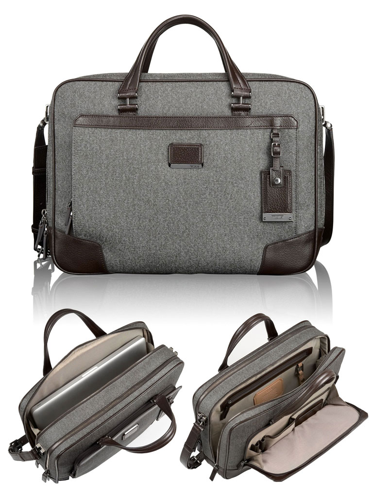 TUMI Dorilton Slim Flap Brief