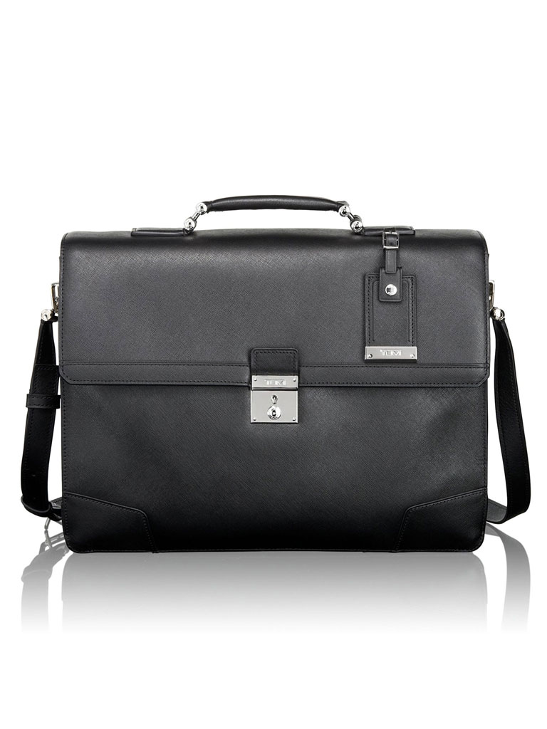 Tumi Slim Flap Brief