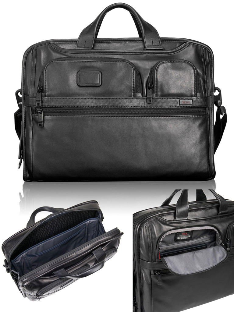TUMI Large Computer Brief