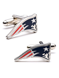 NFL NEW ENGLAND PATRIOTS CUFFLINKS