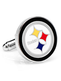 NFL Pittsburgh Steelers Cufflinks