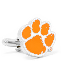 NCAA Clemson University Tigers Cufflinks