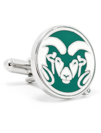 NCAA Colorado State University Rams Cufflinks