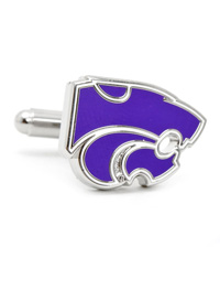 NCAA Kansas State University Wildcats Cufflinks