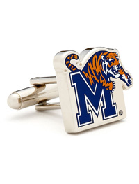 NCAA Memphis Tigers Cufflinks