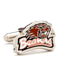 NCAA Oregon State Beavers Cufflinks