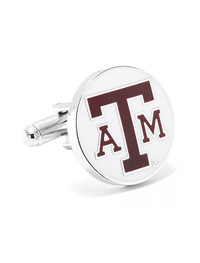 NCAA Texas AM Aggies Cufflinks